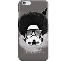 Star Wars Afro Trooper iPhone Case/Skin