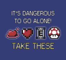 A Dangerous World by rdkrex