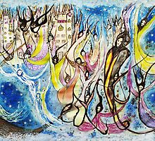 Fairy Queen by Carol Berliner