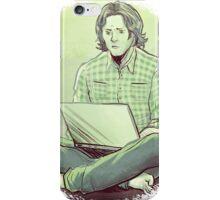 Saptop Sammy iPhone Case/Skin