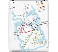 Game of Thrones - Metroros System Map iPad Case/Skin