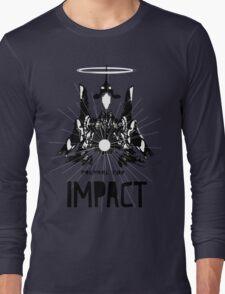 Evangelion Impact Long Sleeve T-Shirt