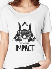 Evangelion Impact Women's Relaxed Fit T-Shirt