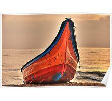 Big Boat Poster