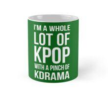A LOT OF KPOP - GREEN Mug