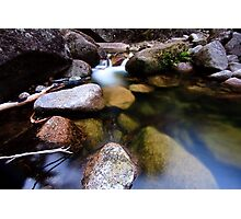 Translucent Reflections Photographic Print