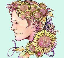 Sunflower Sam by ZartbitterSalat