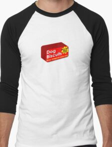 Dog biscuits Men's Baseball ¾ T-Shirt