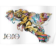 Jojo wears Poster