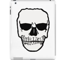 Put your game face on. iPad Case/Skin