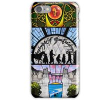 Lord of the Rings - Stained Glass iPhone Case/Skin