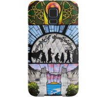 Lord of the Rings - Stained Glass Samsung Galaxy Case/Skin