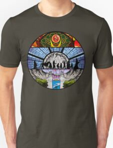 LOTR - Stained Glass T-Shirt