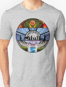 Lord of the Rings - Stained Glass T-Shirt