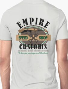 """Empire Customs"" Speeder Bike  T-Shirt"