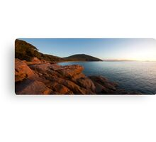 Tin Mine Cove Canvas Print