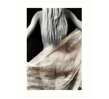 Sheer elegance Art Print