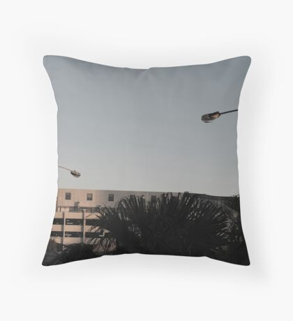The Distinction. Throw Pillow