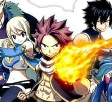 Fairy Tail Sticker
