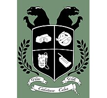 Ghostbusters Family Crest Photographic Print