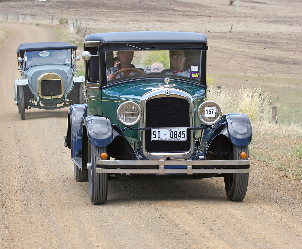 1926 Hupmobile Series A by fotosports