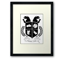 Ghostbusters Crest (Pocket) Framed Print