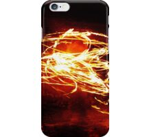 Fire Vortex iPhone Case/Skin