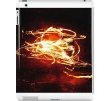 Fire Vortex iPad Case/Skin