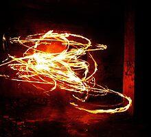 Fire Vortex by PsyrahArisu