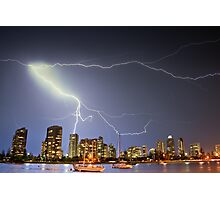 Summer Storm Photographic Print