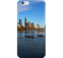 Austin Skyline From Lou Neff Point iPhone Case/Skin