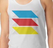 Primary Colors gear Tank Top