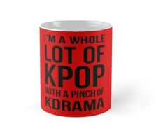 A LOT OF KPOP - RED Mug