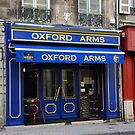 The Oxford Arms Pub by 29Breizh33