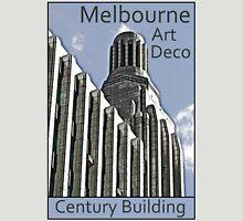 Melbourne Art Deco - Century Building Unisex T-Shirt