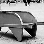 Monopoly Wheelbarrow by Thad Zajdowicz