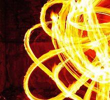 Fire Hoop by PsyrahArisu