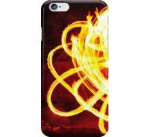 Fire Hoop iPhone Case/Skin