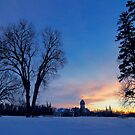 Heart of Assiniboine Park by Geoffrey