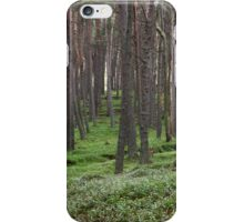 loch muick forest iPhone Case/Skin