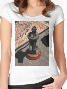 Antique item Women's Fitted Scoop T-Shirt