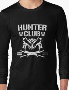 Hunter Club - Bullet Club X Monster Hunter Long Sleeve T-Shirt