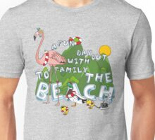 A day on the beach T-Shirt