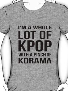 A LOT OF KPOP - PINK T-Shirt