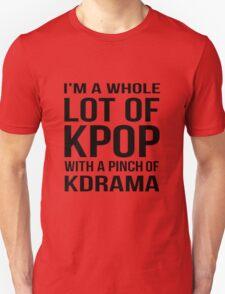 A LOT OF KPOP - PINK Unisex T-Shirt