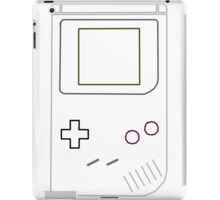 Gameboy Vector iPad Case/Skin