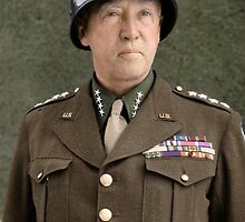 General George Patton by Mads Madsen