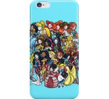 Princess Time V2 iPhone Case/Skin