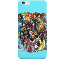 Princess Time V2 iPhone Case/Skin