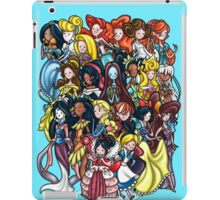 Princess Time V2 iPad Case/Skin